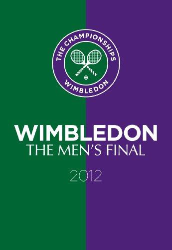 Wimbledon: Official 2012 Men's Final - Andy Murray V Roger Federer [DVD]