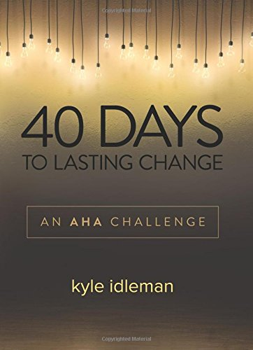 40 Days to Lasting Change: An AHA Challenge (Easter Seals Calendar 2015 compare prices)