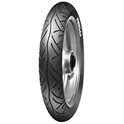 Pirelli Sport Demon Tire – Front – 110/90-16 , Position: Front, Tire Size: 110/90-16, Rim Size: 16, Load Rating: 59, Speed Rating: V, Tire Type: Street, Tire Construction: Bias, Tire Application: Touring 1342100