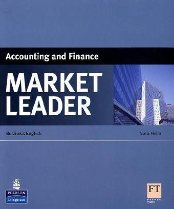 Market Leader Finance & Accounting (Market Leader Intermediate/Upp)
