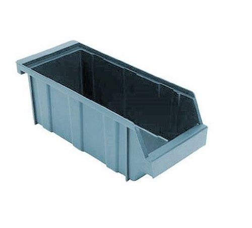Cambro 5412CBP-401 Polymer Plastic Versa Bins, Slate Blue