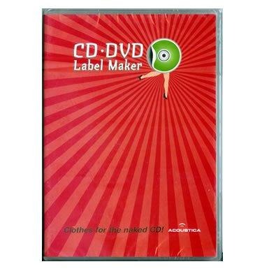Acoustica CD/DVD Label Maker 3