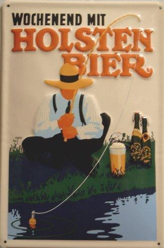 holsten-biere-pecheur-rahmenlos-plaque-en-tole-metallique-metal-sign-tin-20-x-30-cm