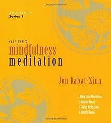 Guided Mindfulness Meditation Series 1 [Audio CD] — by Jon Kabat-Zinn
