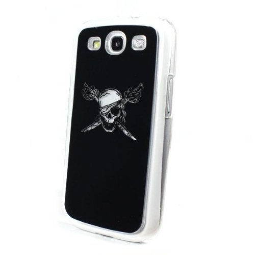 Bluesky Beautiful Flash Light Led Changing Case Cover For Samsung Galaxy S3 I9300 (Skull)