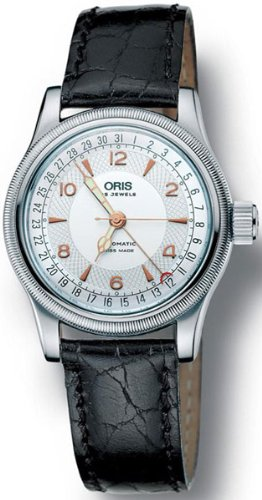 ORIS (オリス) 腕時計 ビッグクラウン オリジナル ポインターデイト 754 7543 4061F メンズ [正規輸入品]