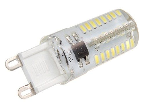 G9-3014-64L-110/220V G9 3W 64 X 3014Smd Cold White Led Corn Bulb
