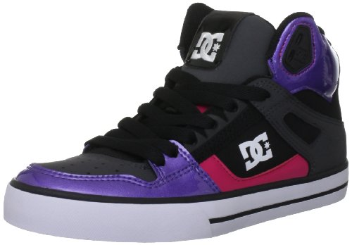 DC Shoes Men's Spartan Hi Wc Dkshd/Prpl Trainer D0303370 3 UK