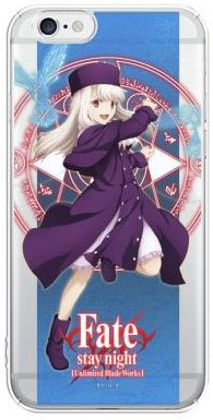 iPhone6カバー『Fate/stay night [Unlimited Blade Works]』イリヤ(ST)