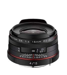 Objectif HD Pentax-DA 15mm f/4 ED AL Limited