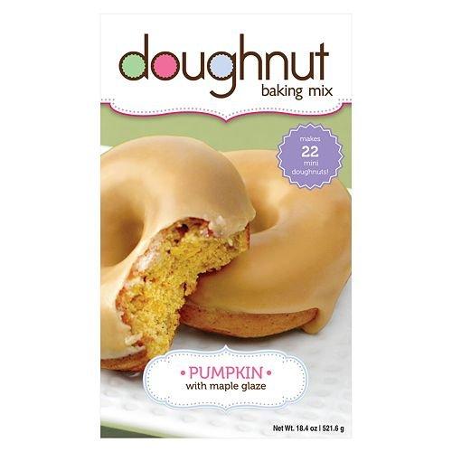 Babycakes Pumpkin Doughnut Mix