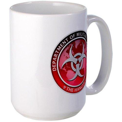 Cafepress Dms Hanger Large Mug Large Mug - Standard