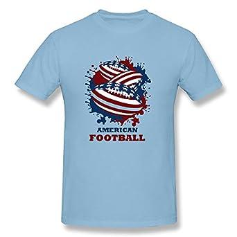 Renhe women 39 s custom american football slim for Cool football t shirts