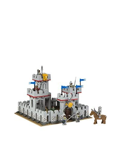 Color Baby Juego Construcción 686 Pzas Castillo Medieval