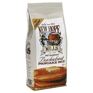 New Hope Mills Buckwheat Pancake Mix (2 Pounds)