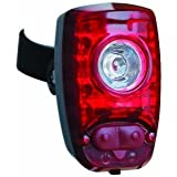 Cygolite Hotshot 2-Watt USB Rechargeable Taillight with USB Cable