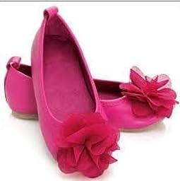 Toddler ballerina shoes
