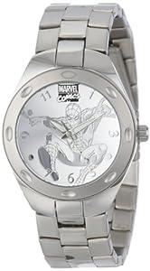 Marvel Comics Men's W001051 Fortaleza Spider-Man Watch