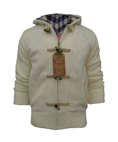 Mens Tokyo Laundry MK26458 Hooded Cardigan/Jacket (Small 34