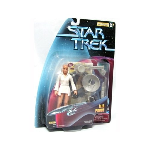 Star Trek The Motion Picture: Warp Factor Series 2 Ilia Probe 4 inch Action Figure - 1
