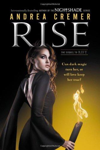 Image of Rise: A Nightshade Novel
