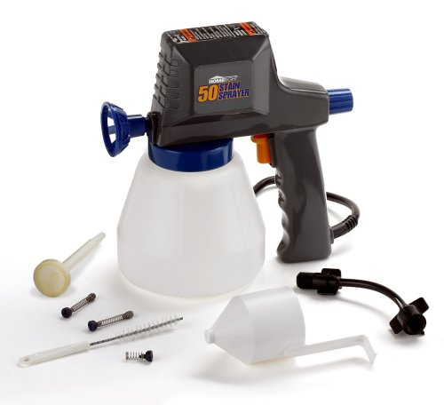 Homeright Light-Duty 50 Airless Stain Sprayer, #C800519