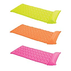 Tote-N-Float Wave Mat, Colors May Vary
