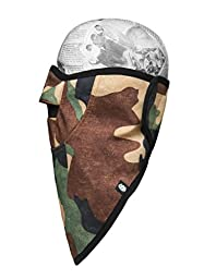686 Unisex Strap Face Mask, Hunter Canvas Camo, One Size