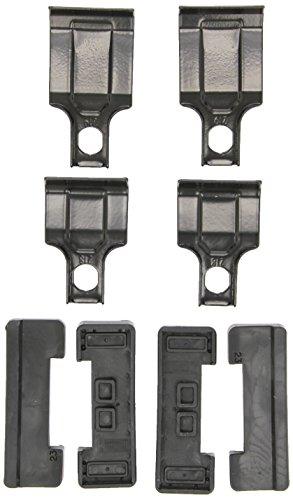 Thule 1092 Kit de montage pour pieds de fixation Rapid System 750