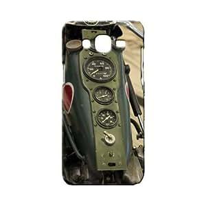 G-STAR Designer 3D Printed Back case cover for Samsung Galaxy E5 - G1664