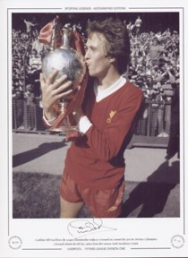 Liverpool 1980 League Champions – Phil Neal Signed Limited Ed