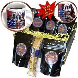 Danita Delimont - California - CA, Solvang, Danish Heritage town - US05 WBI1067 - Walter Bibikow - Coffee Gift Baskets - Coffee Gift Basket