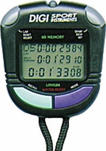 Stoppuhr 60 Memory-DIGI PC-91