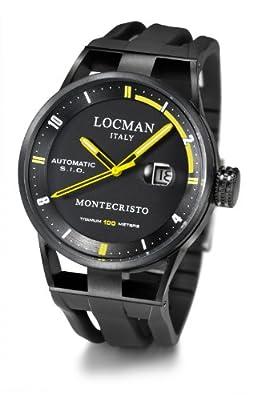 Locman Montecristo PVD Automatic from Locman Italy