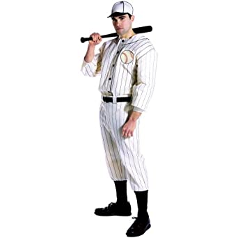 Rasta Imposta 7169M Old Tyme Baseball Player Adult Costume