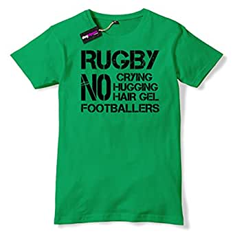 Mens Funny Rugby Slogan T Shirt 6 Nations