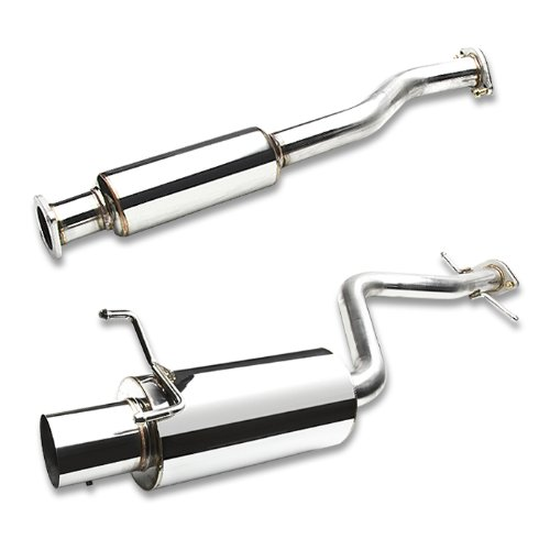 Lexus IS300 Catback Exhaust System 4