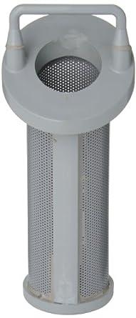 """Hayward CPVC Strainer Replacement Basket, Simplex/Duplex, 1"""""""