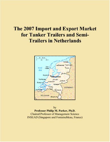 2007 进口和出口市场的油轮挂车和半挂车在荷兰
