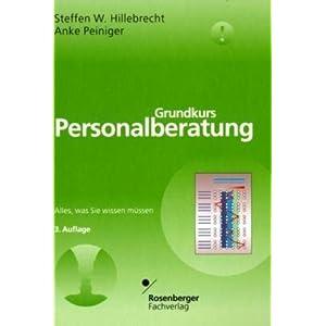 eBook Cover für  Grundkurs Personalberatung Alles was Sie wissen m xFC ssen