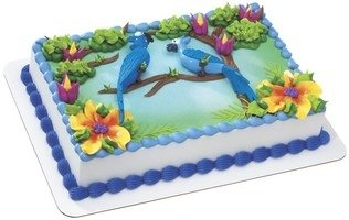 A Birthday Place Rio Blu And Jewel Cake Topper Review