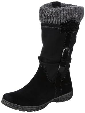 Tamaris ACTIVE 1-1-26405-29, Damen Fashion Halbstiefel & Stiefeletten, Schwarz (BLACK COMB 098), EU 38
