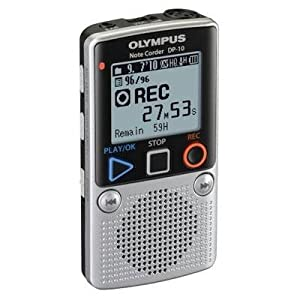 Olympus DP-10 Digital Voice Recorder
