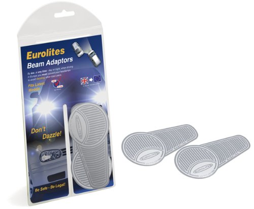Eurolite Left Hand Drive Headlight Beam Converters For Driving In UK