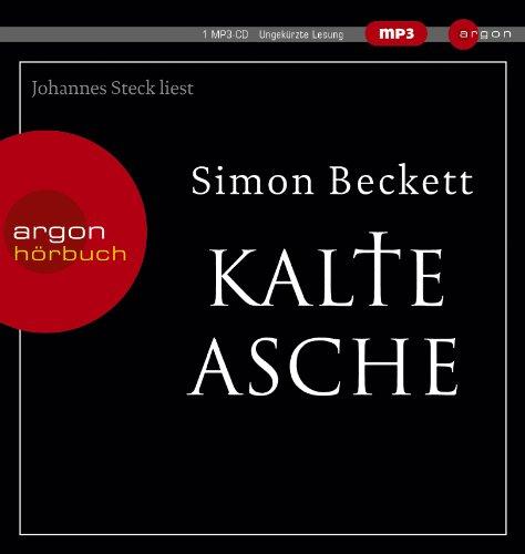 Buchseite und Rezensionen zu 'Kalte Asche (Hörbestseller MP3-Ausgabe)' von Simon Beckett
