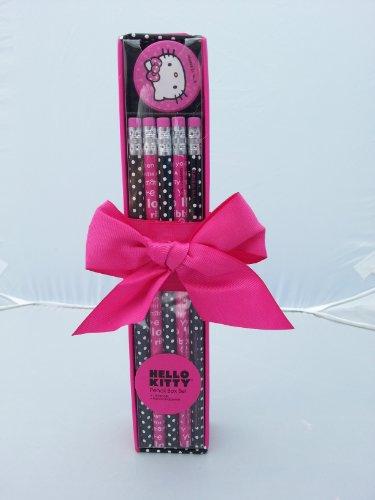 Hello Kitty Pencil Box Set