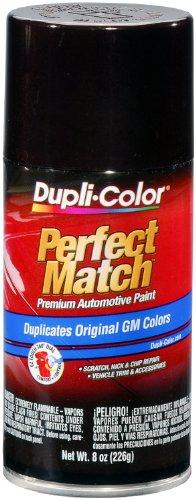 Dupli-Color BGM0449 Dark Cherry Metallic General Motors Exact-Match Automotive Paint - 8 oz. Aerosol