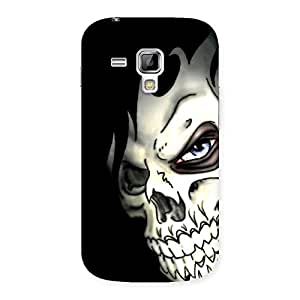 Cute Nasty Face Art Multicolor Back Case Cover for Galaxy S Duos