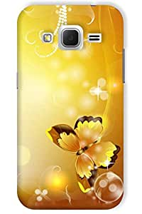 IndiaRangDe Hard Back Cover FOR Samsung GALAXY CORE Prime G3608