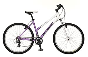 Schwinn Solution FS AL Women's Mountain Bike (26-Inch Wheels, 16-Inch Small Frame)